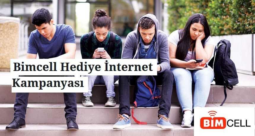 Bimcell Hediye İnternet Kampanyası