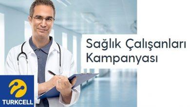 Photo of Turkcell Sağlıkçılara 500 Dakika ve 5 GB Alma