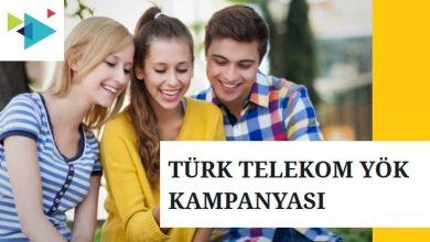 Photo of Türk Telekom Üniversite 6 GB YÖK Kampanyası Nasıl Yapılır?