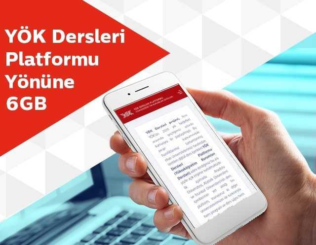 Türk Telekom Üniversitelilere 6 GB Nerelerde Kullanılır?