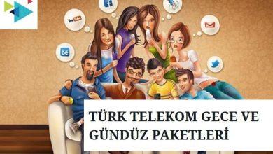 Photo of Türk Telekom Gündüz 10 GB Paketi Nasıl Alınır?