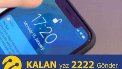 Photo of Turkcell Kalan Dakika, İnternet ve Bakiye Sorgulama Nasıl Yapılır?