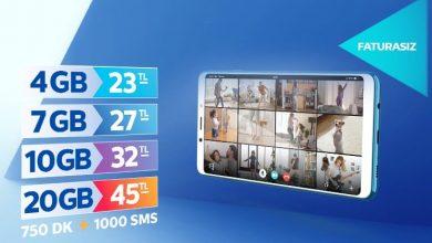 Photo of Yeni Fırsat Tarifesi Nasıl Yapılır (4, 7, 10, 20 GB) Paketleri Yükleme