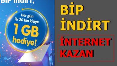Photo of BiP İndirt 1 GB Bedava İnternet Kazan Nasıl Yapılır?