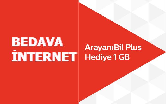 Photo of Türk Telekom 1GB Arayanı Bil Hediyesi