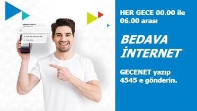 Photo of Türk Telekom Geceden Sabaha Bedava İnternet Kampanyası