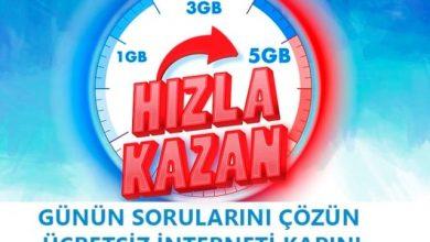 Photo of Vodafone Hızla Kazan Bedava İnternet Soru Cevap