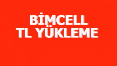 Photo of Bimcell TL Yükleme Nasıl Yapılır?