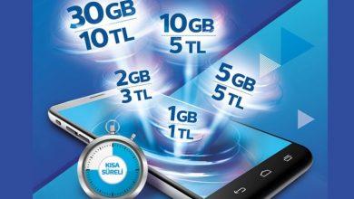 Photo of Türk Telekom 1 GB İnternet 1 TL
