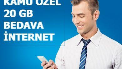 Photo of Turkcell İçişleri Bakanlığı Tarifesi 20 GB Bedava İnternet