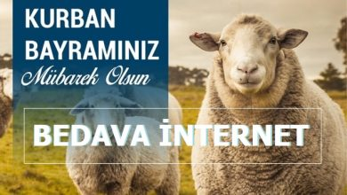 Photo of Turkcell Kurban Bayramı Bedava İnternet – 2020 Temmuz