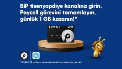 Photo of Paycell Kart Alışveriş Yap 1GB Hediye İnternet Kazan