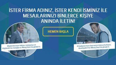 Photo of Turkcell Toplu Mesaj Üssü Kampanyası