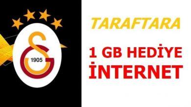 Photo of Galatasaray Gol Attıkça Sen İnternet Hediyesi Kazan