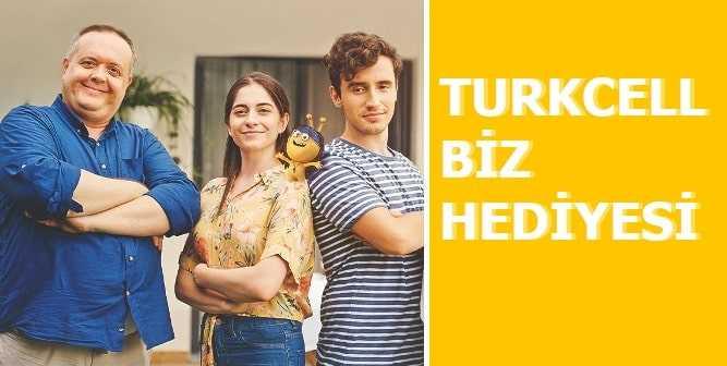 Turkcell Biz Hediyesi ve Kampanya Avantajları