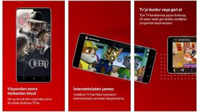 Photo of Ücretsiz Vodafone TV APK İndir