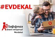 Photo of Vodafone Evde Kal Bedava İnternet ve Hediye Kampanyaları