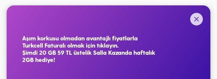 Salla Kazan'dan Bedava 2 GB İnternet