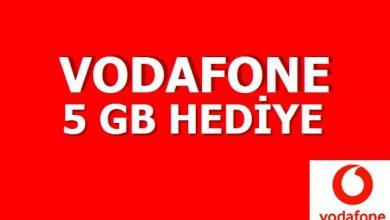 Photo of Vodafone Zade Games Pişti 5 GB Bedava İnternet