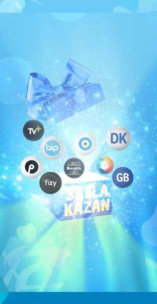 4. Sadece Salla ve Kazan