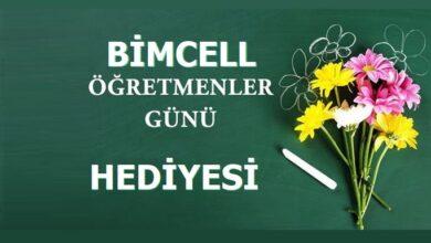 Photo of Bimcell Öğretmenler Günü Hediyesi 2020