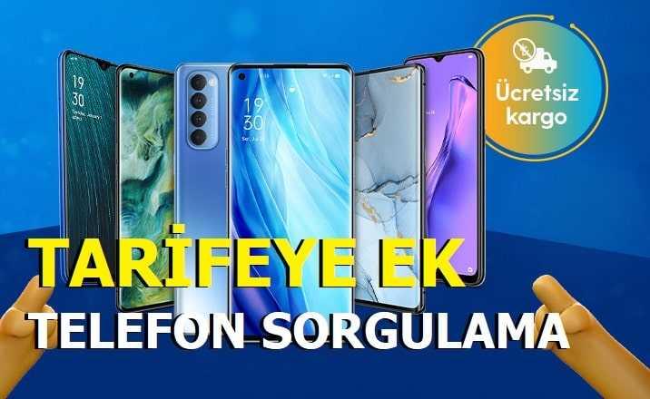 Turkcell Tarifeye Ek Oppo Telefon Nasıl Alınır?