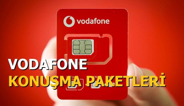 Photo of Vodafone 10 TL Konuşma Paketleri 2020