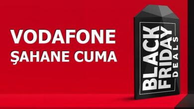 Photo of Vodafone Şahane Cuma (Black Friday) İndirimi