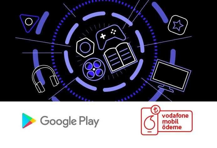 Vodafone Google Play %80 İndirim