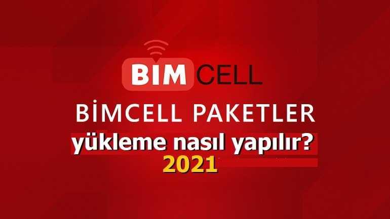 Bimcell Paket Nasıl Alınır?