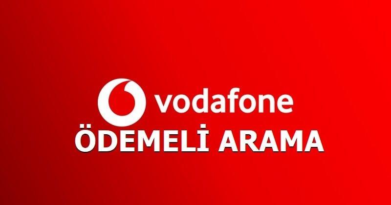 Vodafone beni ara nasıl atılır?