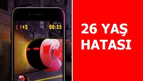 Vodafone internet avcıları 26 yaş hatası