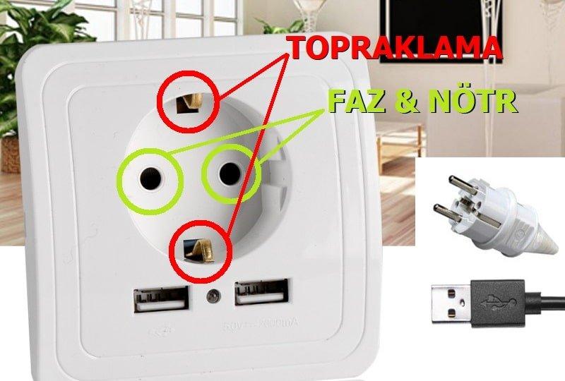 Elektrik düğmesi nasıl takılır