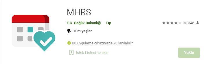 182 MHRS indir