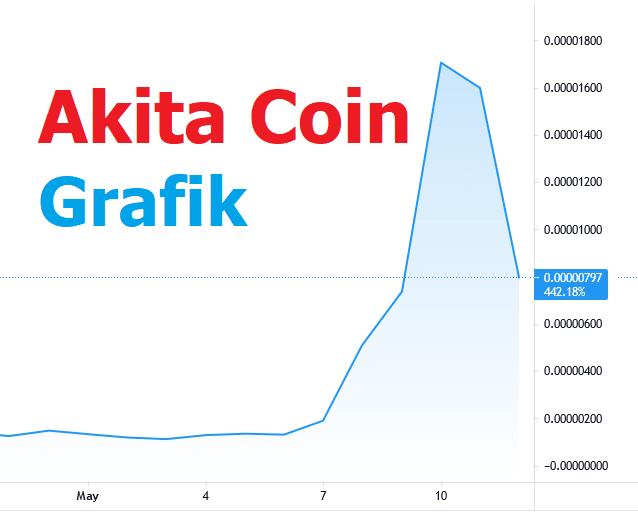 Akita Coin Analiz