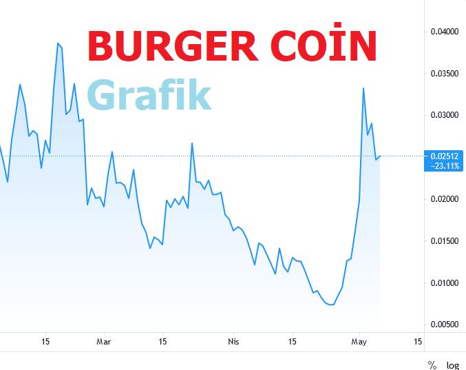 Burger Coin Yorum 2021