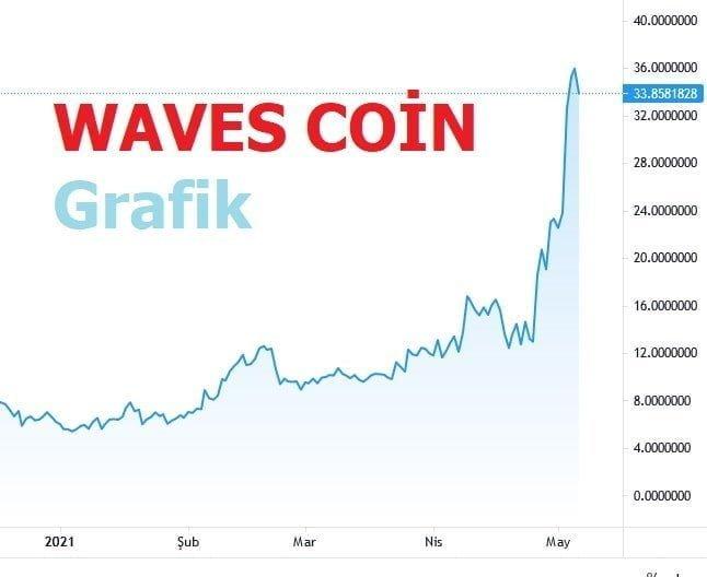 Wawes Coin Grafik