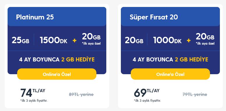 Turkcell Numara Taşıma Faturalı