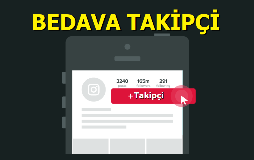 Instagram Bot Takipçi Bedava