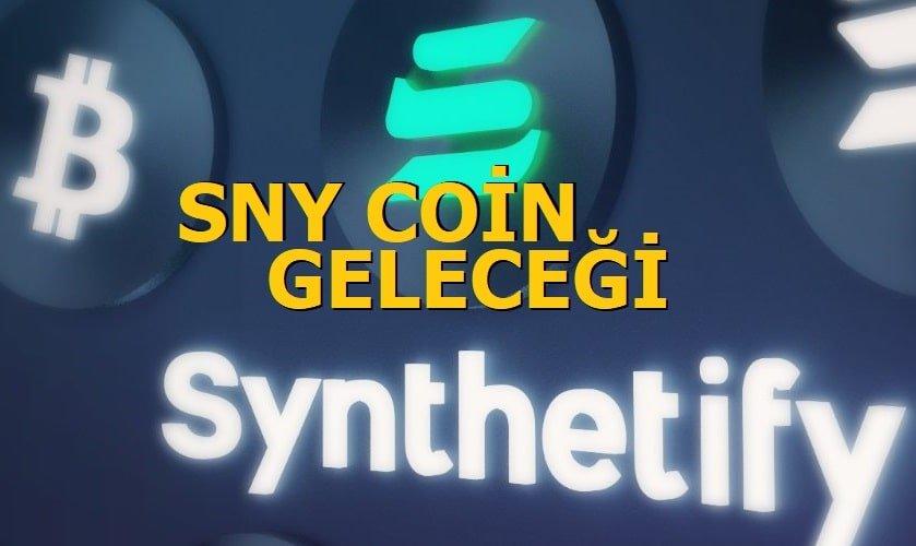 Sny Coin Geleceği 2021 - Synthetify Coin Alınır Mı?