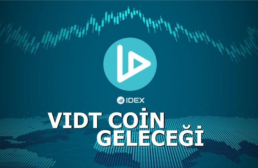 Vidt Coin Geleceği 2021 - VIDT Datalink Coin Alınır Mı?